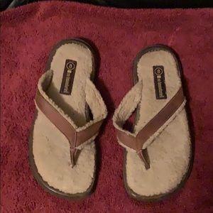 No Boundaries Women's Flip Flops size 8